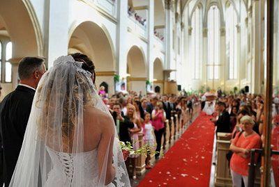 Evangelische Hochzeit