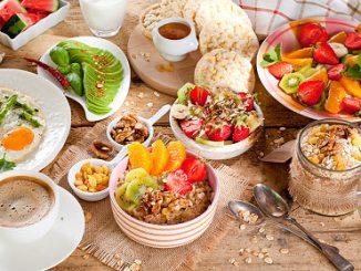 Ein perfektes Schulfrühstück