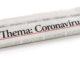 Eine Zeitung für die Corona-Bastelei