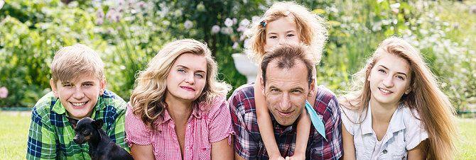 Familie Mit Drei Kindern : familienleben tipps f r ein harmonisches familienleben ~ A.2002-acura-tl-radio.info Haus und Dekorationen