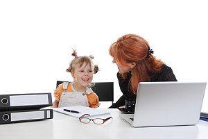 Kind Oder Karriere Kann Man Beides Haben
