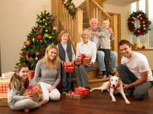 weihnachten in der familie harmonisches weihnachtsfest 2018. Black Bedroom Furniture Sets. Home Design Ideas