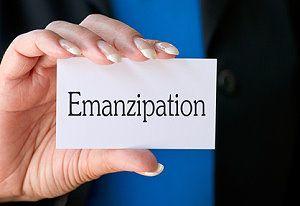 emanzipation der frauen