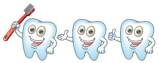 Zähne putzen Kleinkind erwachsene Mundpflege