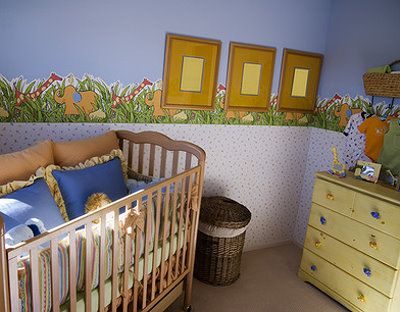 foto einrichtungsideen f rs babyzimmer. Black Bedroom Furniture Sets. Home Design Ideas