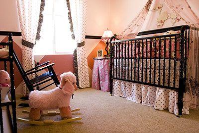 ein babyzimmer fr mdchen einrichten - Babyzimmer Mdchen