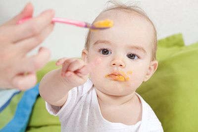 Baby Verweigert Plötzlich Abendbrei