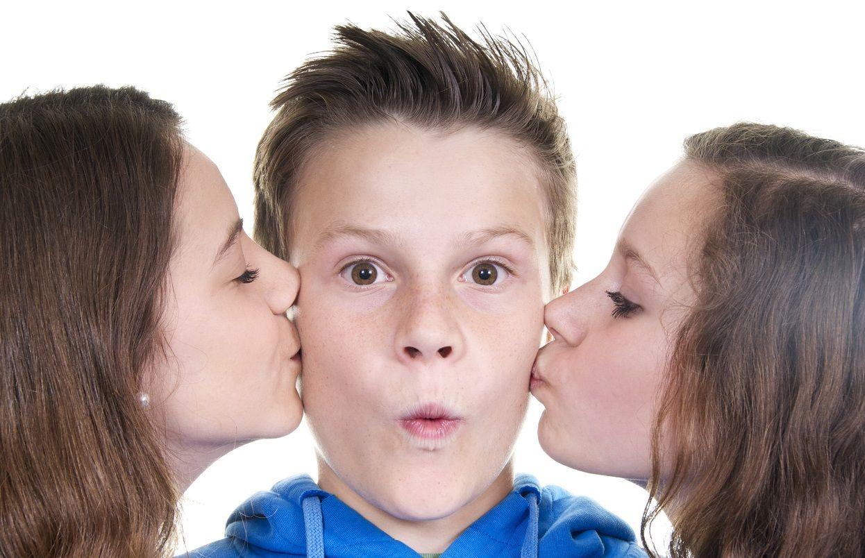 13 und 14 jährige Jungs, Entwicklung im 14. Lebensjahr bei