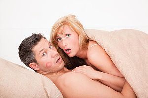 Eltern nackt vor Tochter ohne