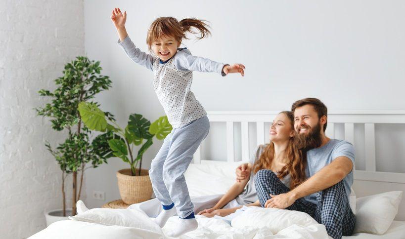 Wenn Das Kind Nicht Im Eigenen Bett Schläft