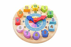 Uhr Lesen Lernen Für Kinder