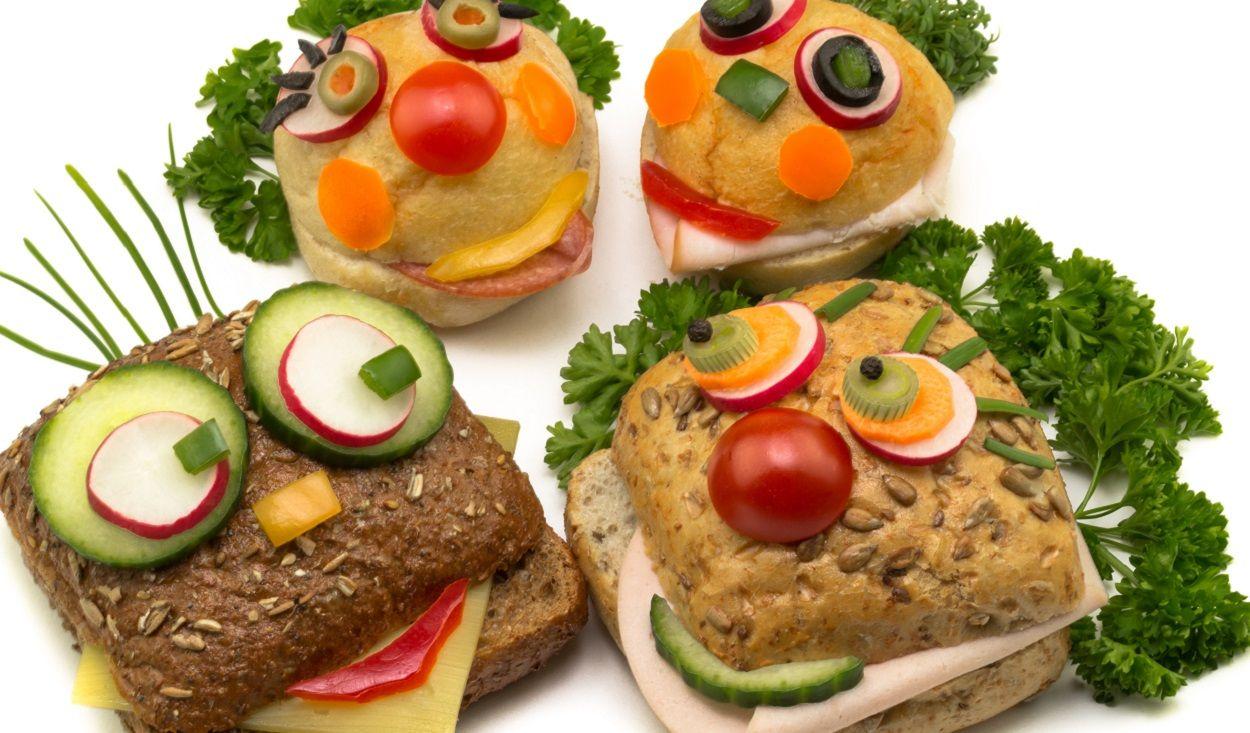 gesunde ernährung für kinder  schmackhafte ideen