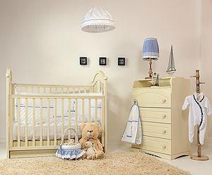 Dekoration fürs Babyzimmer - Dekoideen für Jungen & Mädchen