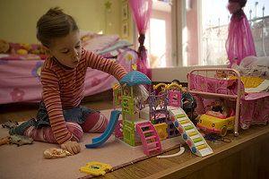 Barbie puppen und zubehör für kleine mädchen
