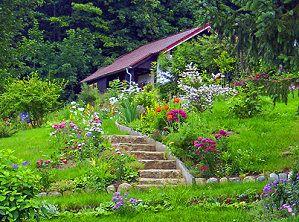 gartenplanung beispiele tipps – rekem, Garten Ideen